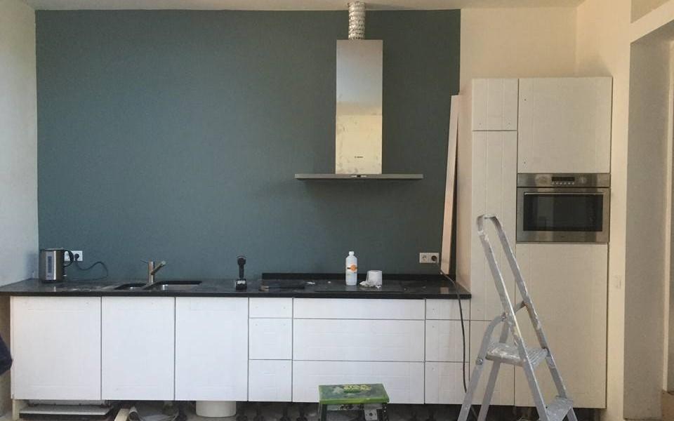 Badkamer en keukenrenovatie - Ben Bouw & Timmerwerken